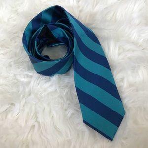 {J. Crew} Striped Classic Tie